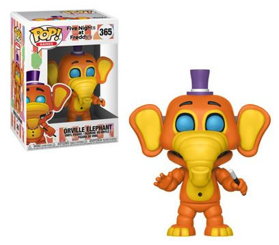 Pop! Games Five Nights at Freddy's Pizza Simulator Orville Elephant #365
