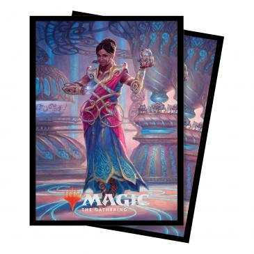 Commander 2018 Saheeli, the Gifted Standard Deck Protector sleeves 100ct