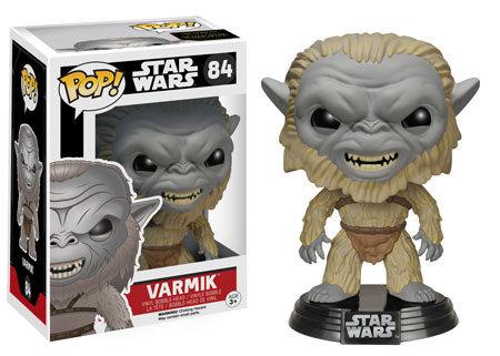 Pop! Star Wars The Force Awakens Vinyl Bobble-Head Varmik #84