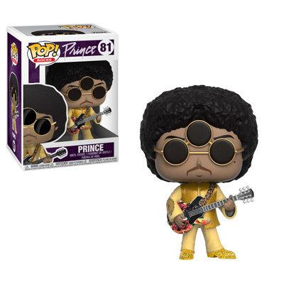 Pop! Rocks Prince Vinyl Figure Prince (3rd Eye Girl) #81