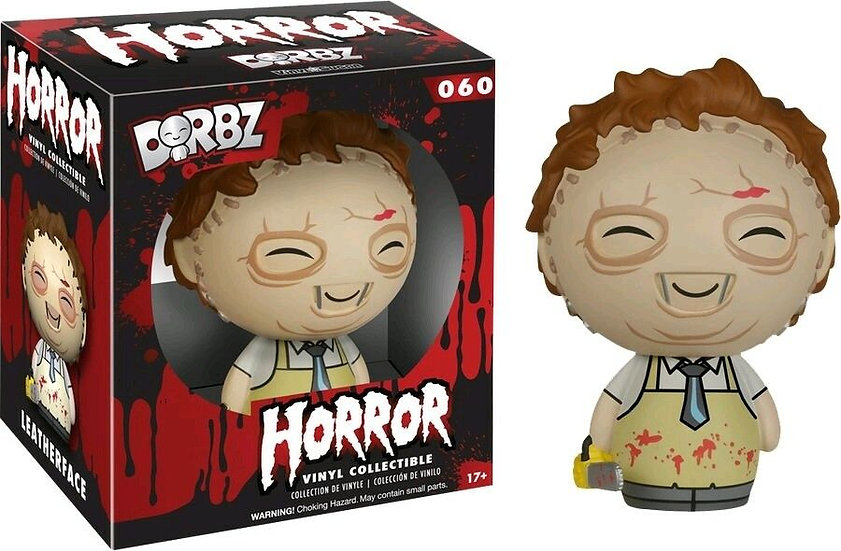 Dorbz The Texas Chainsaw Massacre Leatherface
