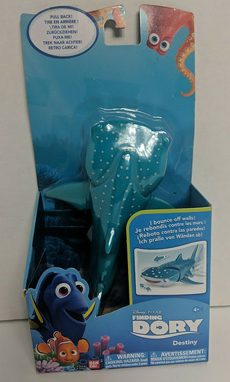 Disney Pixar Finding Dory Destiny Pull Back And Bounce Toy