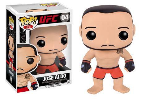 Pop! UFC Vinyl Figure Jose Aldo #04 (Vaulted)