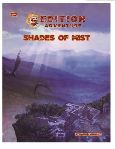 5th Edition Adventures: C-2 Shades of Mist