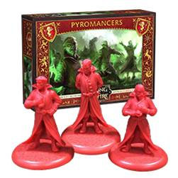 A Song of Ice & Fire: Lannister- Pyromancers