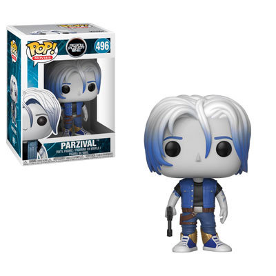 Pop! Movies Ready Player One Vinyl Figure Parzival #496