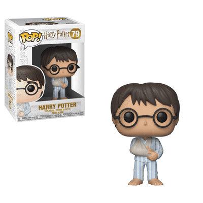 Pop! Harry Potter Vinyl Figure Harry Potter in Pajamas #79