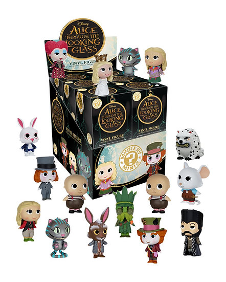 Funko Mystery Mini Alice Through The Looking Glass Blind Box