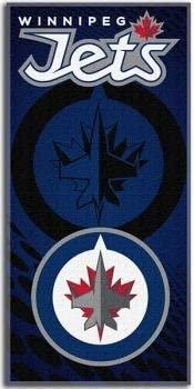 NHL Winnipeg Jets Beach Towel