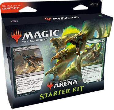 Magic the Gathering: 2021 Arena Starter Kit