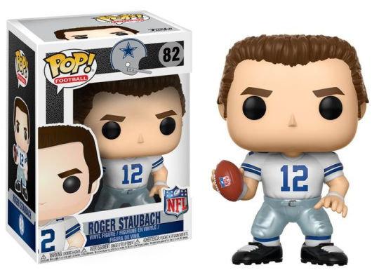 Funko Pop Roger Staubach Cowboys NFL #82