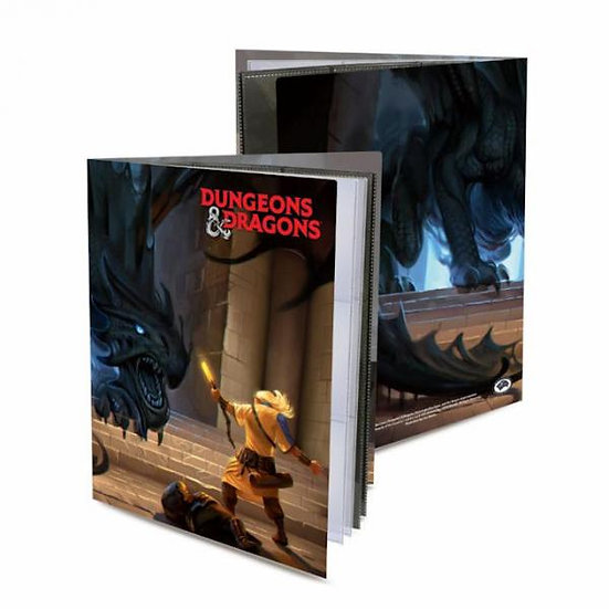 Dungeons & Dragons (5th Ed.): Character Folio Shadow Dragon