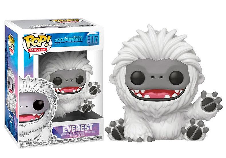 Pop! Movies Abominable Vinyl Figure Everest #817
