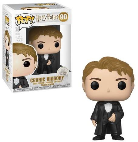 Funko Pop Harry Potter Cedric Diggory 90