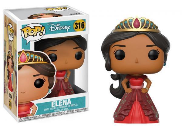 Pop! Disney Elena of Avalor Vinyl Figure Elena #316