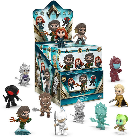 DC Comics Aquaman Mystery Minis Vinyl Figure Blind Box