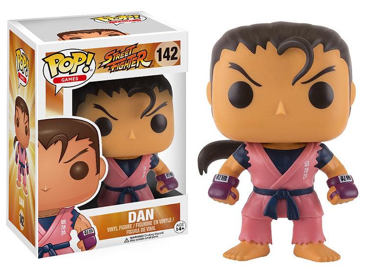 Pop! Games Street Fighter Vinyl Figure Dan #142