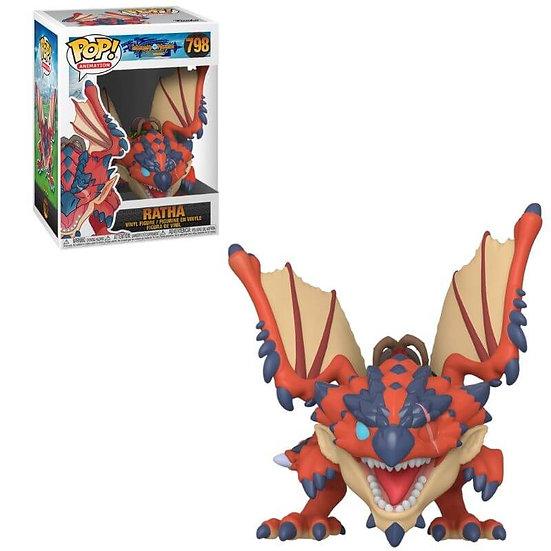 Pop! Animation Monster Hunter Vinyl Figure Ratha #798