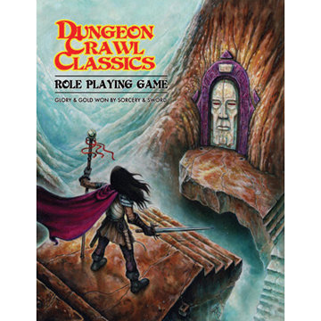 Goodman Games Dungeon Crawl Classics: Role Playing Game