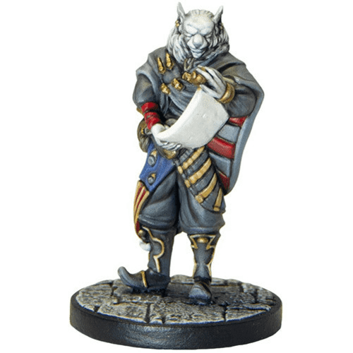 Dungeons & Dragons Collector's Series Mahadi Miniature