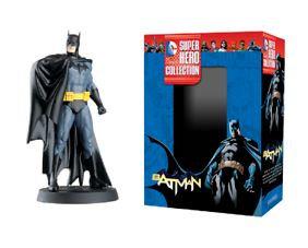 Eaglemoss DC Super Hero Collection Batman Figurine