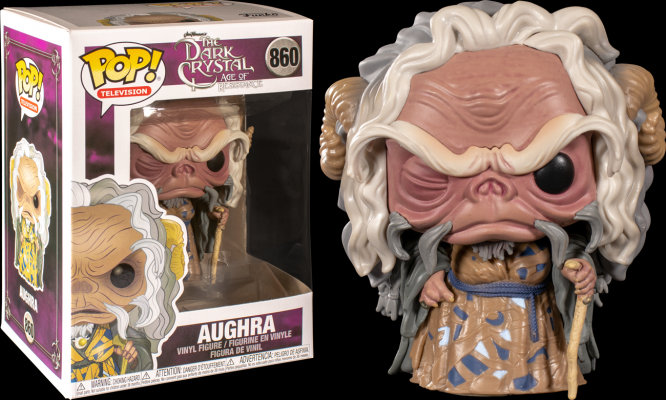 Pop! Television The Dark Crystal: Age of Resistance Vinyl Figure Aughra #860