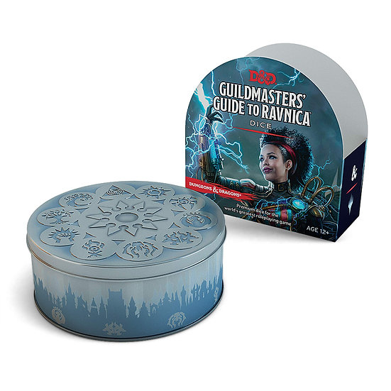 Dungeons & Dragons Guildmaster's Guide to Ravnica Dice Set
