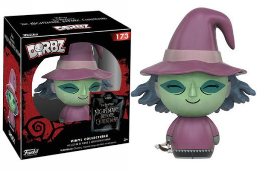 Dorbz Nightmare Before Christmas Shock Vinyl Collectible #173