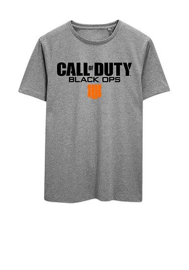Call Of Duty Black Ops 4 Logo Men's T-Shirt
