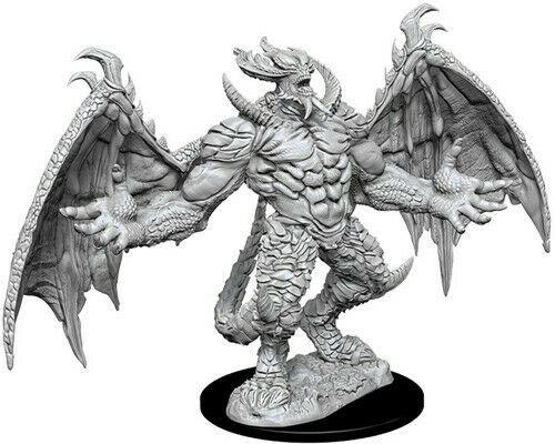 Pathfinder Deep Cuts Unpainted Miniatures: Pit Devil