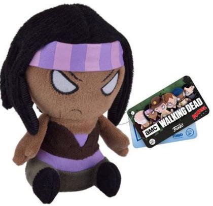 """Funko Mopeez Walking Dead Michonne Toy Soft Plush Figure 6"""""""