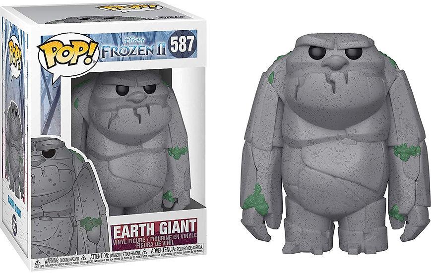 Pop! Disney Frozen II Vinyl Figure Earth Giant #587