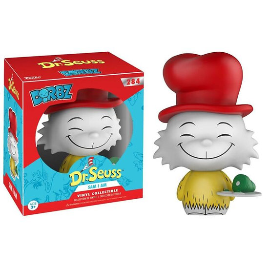 Dorbz Dr. Seuss Sam I Am Vinyl Collectible #284