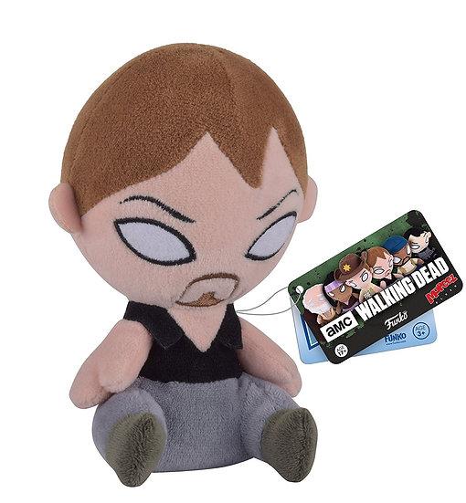 "Funko Mopeez Walking Dead Daryl Dixon Toy Soft Plush Figure 6"""