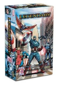 Legendary: Captain America 75th Anniversary Expansion