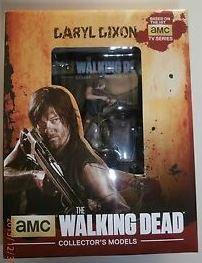 The Walking Dead Figurine Magazine #2 Daryl Dixon Eaglemoss