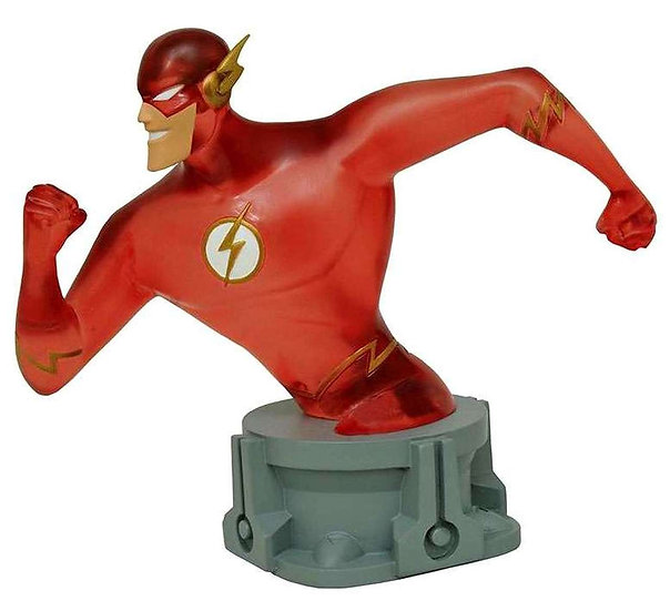 DC Justice League The Flash 6-Inch Bust SDCC 2017 Exclusive