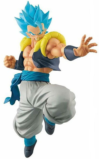 Dragon Ball Super Ultimate Soldiers: The Movie Super Saiyan Blue Gogeta
