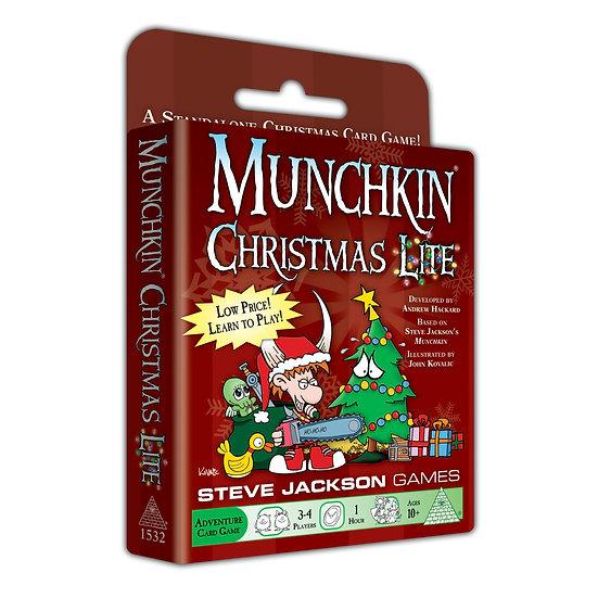 Munchkin Christmas Lite 112 cards