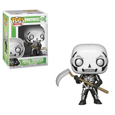 Pop! Games Fortnite Vinyl Figure Skull Trooper #438