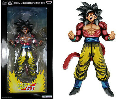 Dragon Ball GT Grandista Manga Dimensions Super Saiyan 4 Son Goku