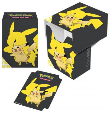 Full View Deck Box Pikachu for Pokémon