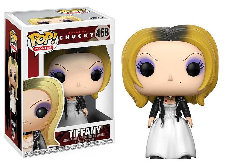 Pop! Movies Bride of Chucky Vinyl Figure Tiffany #468