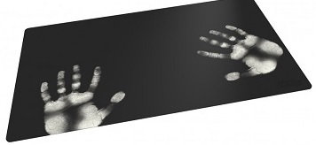 Ultimate Guard: Playmat Chromiaskin- X-Ray (Black)