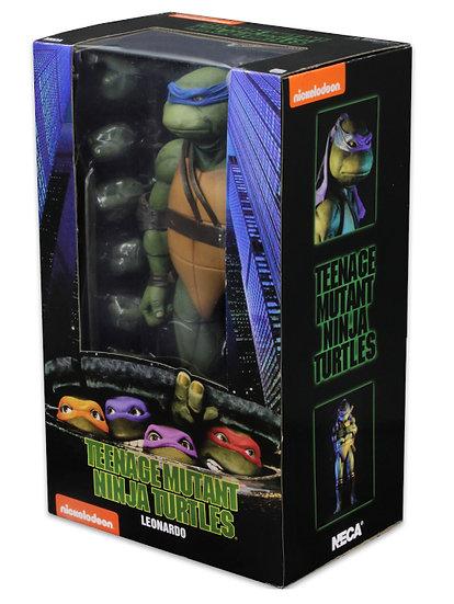 Neca Teenage Mutant Ninja Turtles Leonardo Action Figure