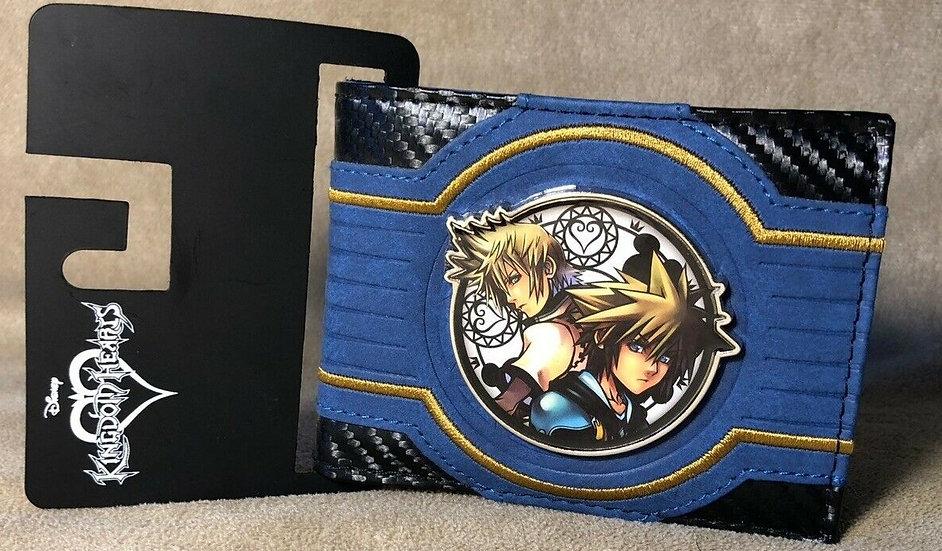Bioworld Disney Kingdom Hearts Bifold Wallet