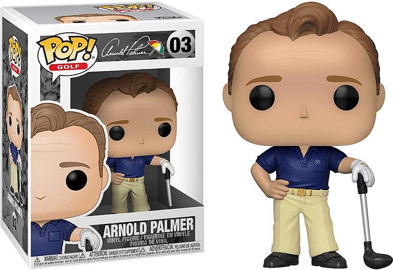 Pop! Golf Arnold Palmer Vinyl Figure Arnold Palmer #03