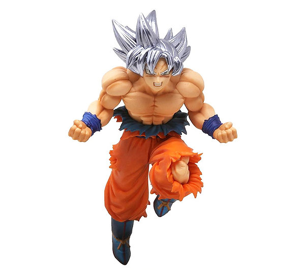 Dragon Ball Super Son Goku (Ultra Instinct) Z-Battle Figure