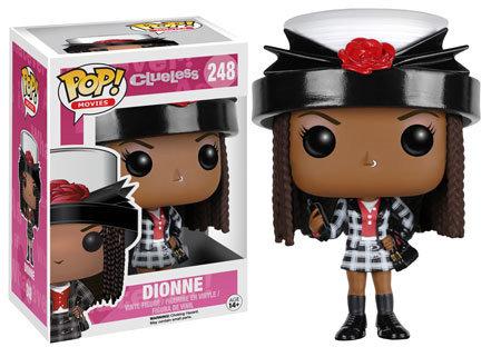 Pop! Movies Clueless Vinyl Figure Dionne #248 (Vaulted)