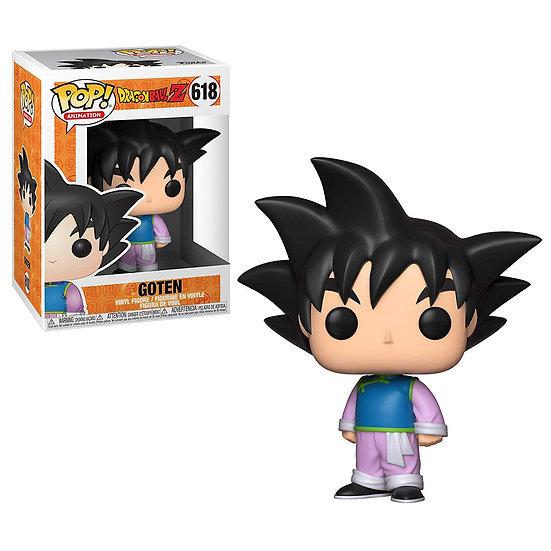 Pop! Animation Dragon Ball Z Vinyl Figure Goten #618